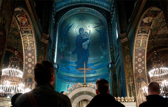 Ukrainian Greek Catholic Church Clergy Guidelines forbid political activity