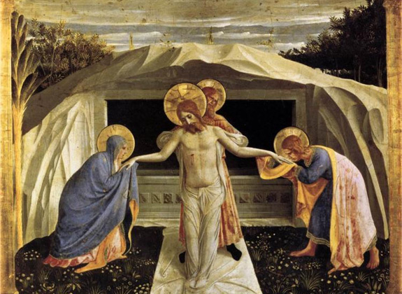Image result for Paschal Triduum of Death, Burial and Resurrection