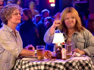 Susan Sarandon and Melissa McCarthy star in scene from movie 'Tammy'.