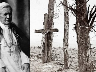 St. Pius X's Plea for Peace