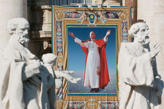 Austrian Bishop Klaus Küng on Paul VI