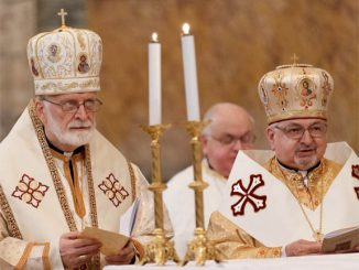 Bishop John Bura Appointed Ambassador of Ukrainian Greek Catholic Church in Washington