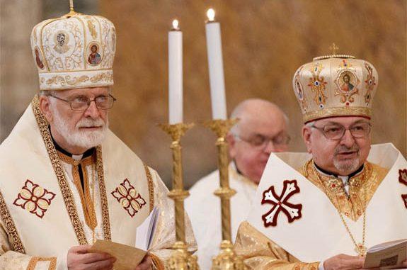 Bishop John Bura Appointed Ambassador of Ukrainian Greek Catholic Church in Washington