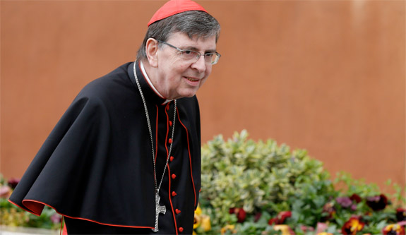 "Ecumenism is a gift"": Interview with Cardinal Koch"