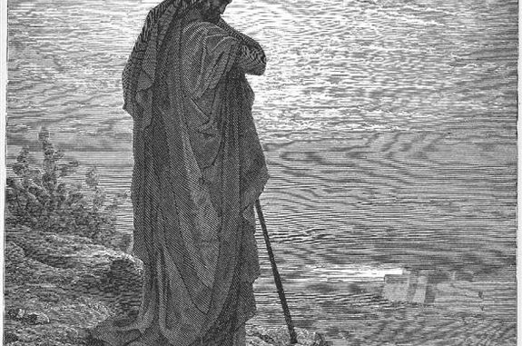 'The Prophet Amos' by Gustave Dore (1832-83) [WikiArt.org]