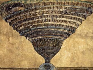 'The Abyss of Hell' (1480) by Sandro Botticelli [WikiArt.org]