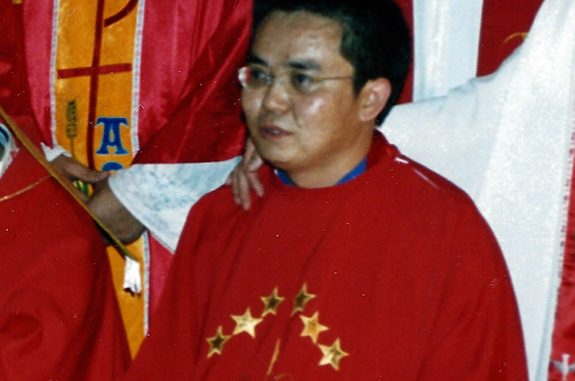 fr. yu heping (anthony clark collection)