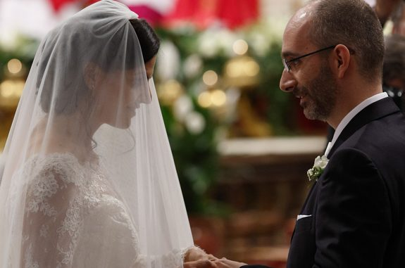 Papal comments on cohabitation and civil marriage suggest a