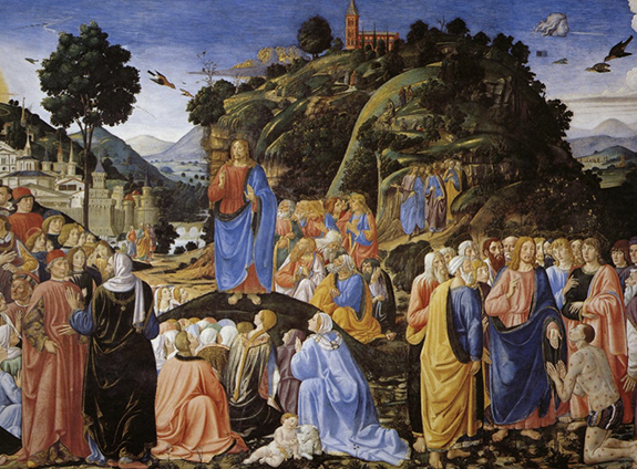 The Beatitudes: The New Law Given by the New Moses – Catholic World Report