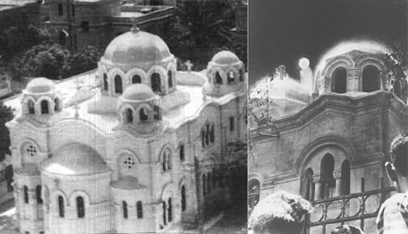 our lady of zeitoun and christianity in catholic world report