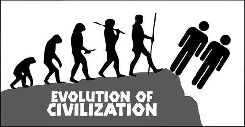 Evolutionofcivilization
