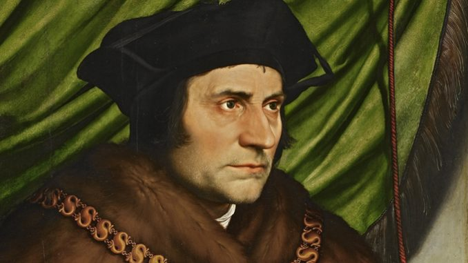 The Legal And Moral Genius Of St Thomas More Catholic World Report