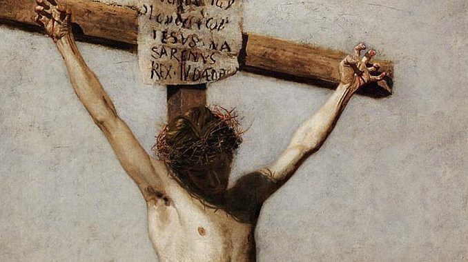 crucifixion eakins The Gospel readings of Lent remind us that opposition to Jesus and his mission frequently grew out of the desire for a redeemer who was more like what various characters in the drama thought a redeemer should be.