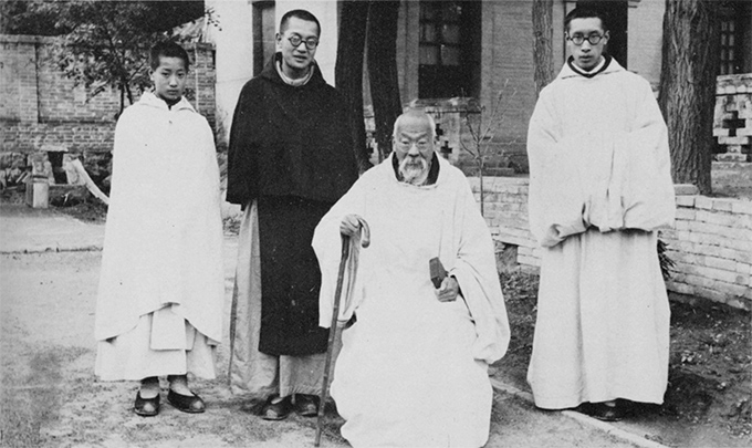 The Catholic Church in China: Historical context and the