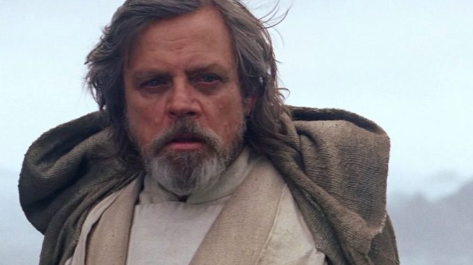 from heroism to cynicism the deconstruction of luke skywalker