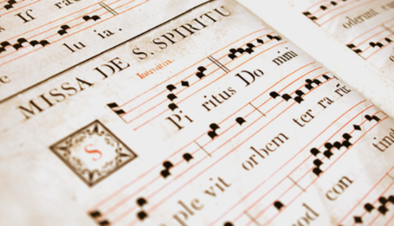 The role of Gregorian chant in ministry and religious education