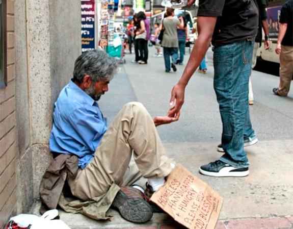 panhandling and the pope  u2013 catholic world report