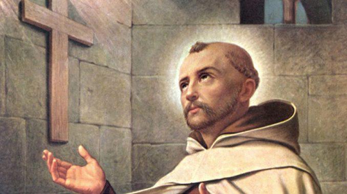 John of the Cross prayer