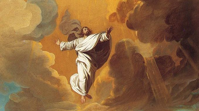 ascension 2018 hd Readings:• Acts 1:1-11• Psa 47:2-3, 6-7, 8-9• Eph 1:17-23• Matt 28:16-20