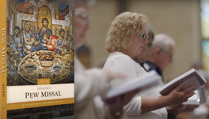 How the Ignatius Pew Missal is bringing chant, sacred hymns to