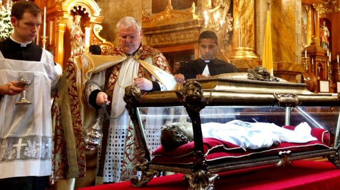 Canons of St John Cantius founder Fr  C  Frank Phillips relocating
