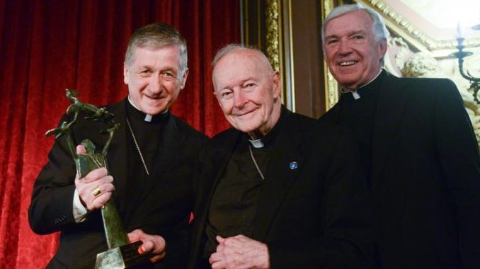 mccarrick ceojuly2018 Washington, D.C. Newsroom, Nov 5, 2020 / 01:30 pm (CNA).- The Vatican's long-awaited report on the career of former cardinal Theodore McCarrick is set to be released early next week, multiple Vatican sources have told CNA.