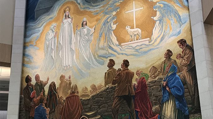 The unspoken message of heaven at Knock – Catholic World Report