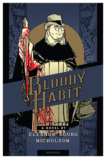 """A Bloody Habit"""" artfully combines humor, horror and the"""
