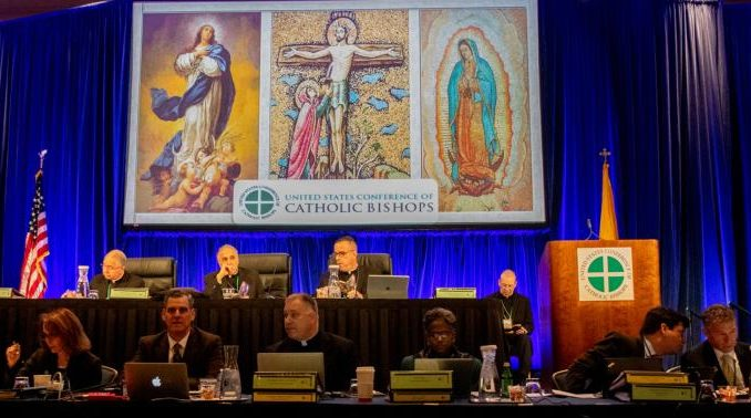 Usccb Meeting Day 1 What Just Happened And What Might Happen Next