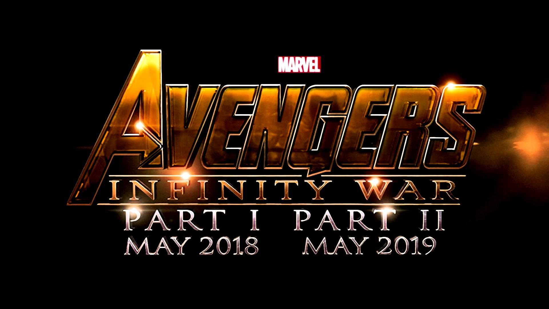 Infinity War I_II Logo