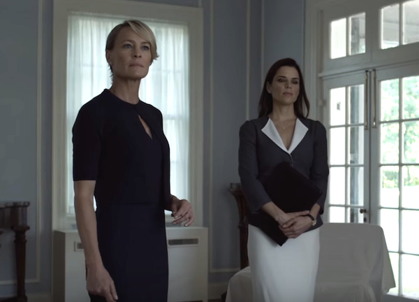 House of Cards Season 4 claire