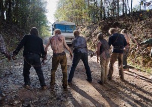 walking dead red rover
