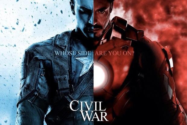 Civil War Split