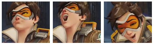 Overwatch Tracer Laugh