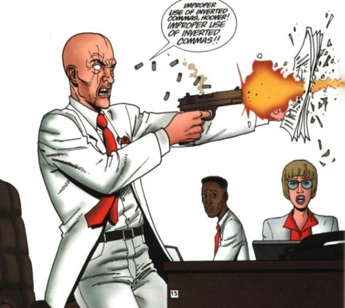 AMC's Preacher to Bring Herr Starr into Season Two! - Geek ...