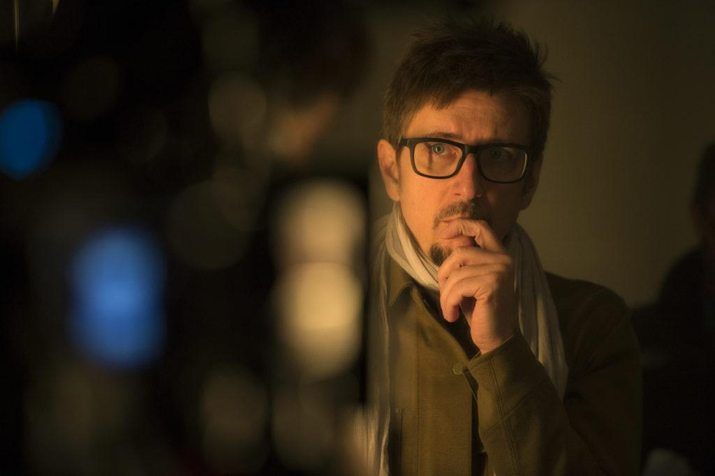 Marvel's DOCTOR STRANGE Director Scott Derrickson on set. Photo Credit: Jay Maidment ©2016 Marvel. All Rights Reserved.