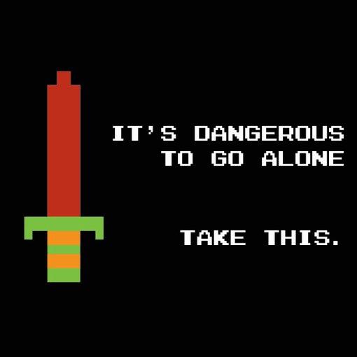 dangeroustogoalone