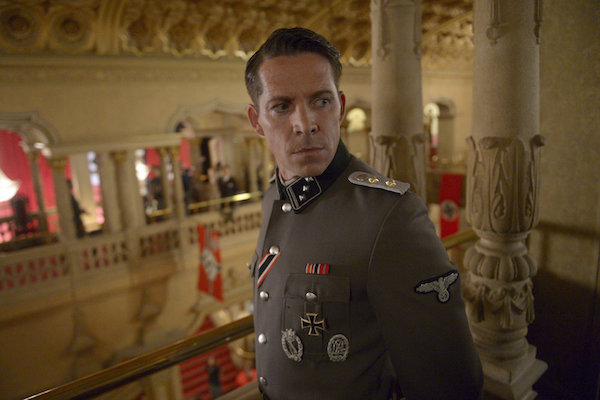 Fleming is the best-yet use of a historical figure in a Timeless episode, even if the real Fleming was way more goofy-looking than actor Sean Maguire.