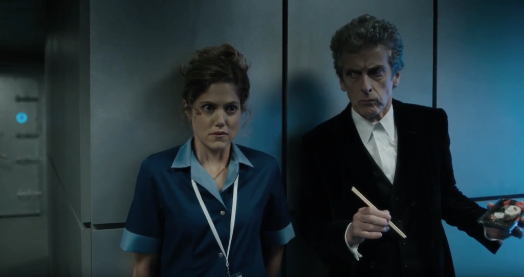 Doctor Who Christmas Special.Sneak A Peak At The Upcoming Doctor Who Christmas Special
