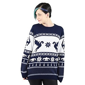 Gamer Holiday Sweater Guide 2016