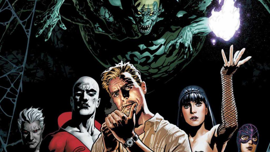 Justice League Dark - Comic