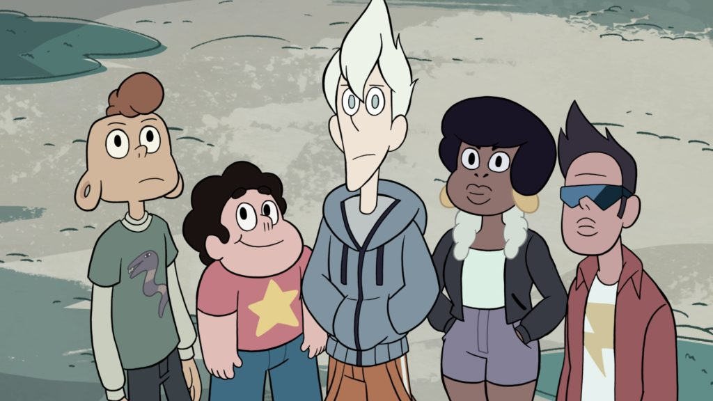 steven universe holiday 2016