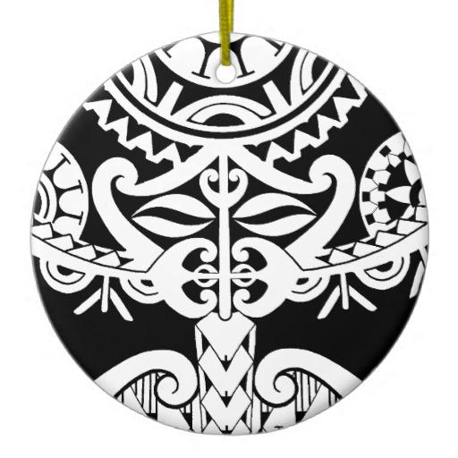 polynesian tattoo ornaments