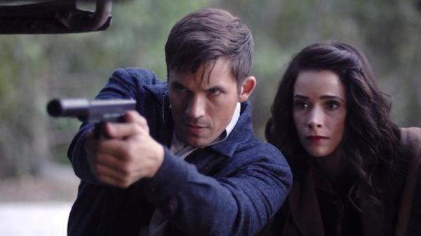 Yes, Logan, definitely shoot at something. That always helps. *sigh
