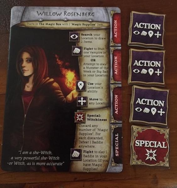 Buffy The Vampire Slayer The Board Game Is A Btvs Fandom Dream