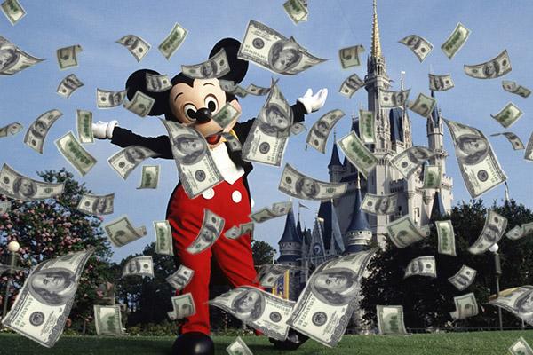 Disney's So Rich
