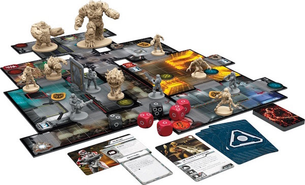 Game board DOOM