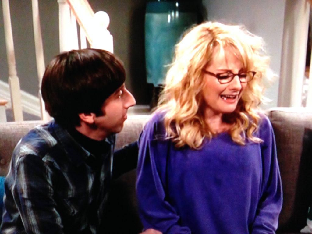 The Big Bang Theory Recap S10e12 The Holiday Summation Geek