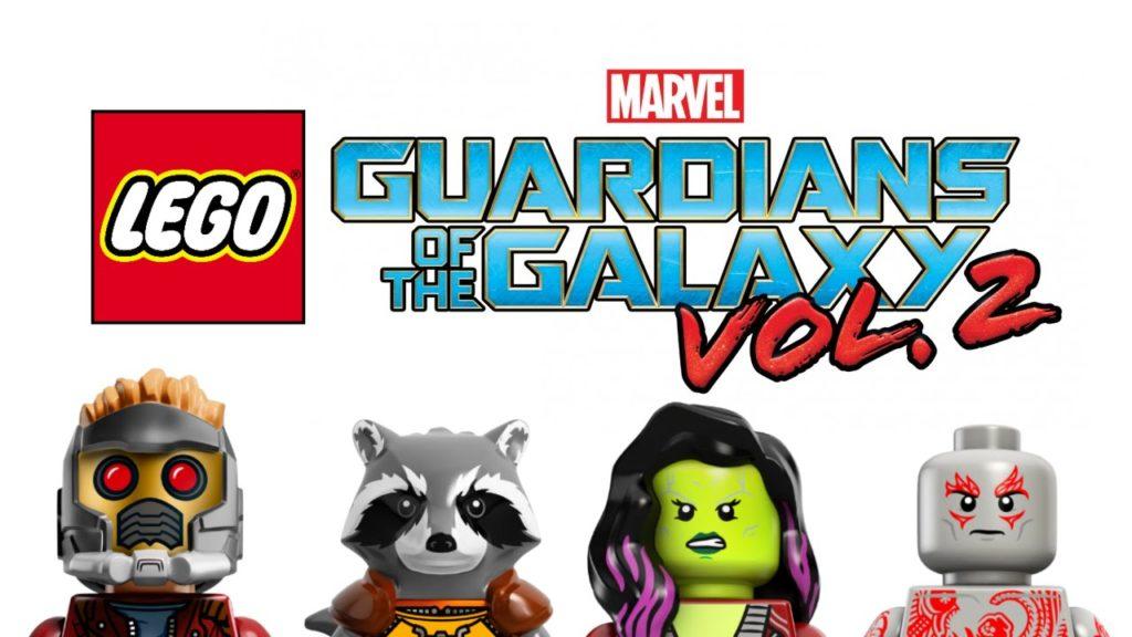 Lego Guardians of the Galaxy Vol 2