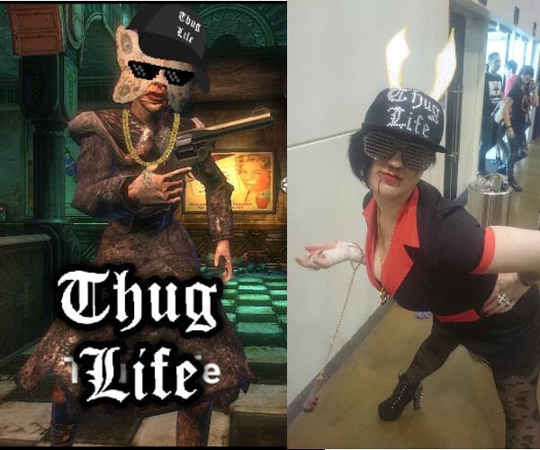 Dat Thug Life